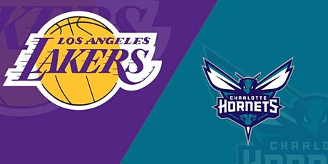StrEams@!. New Charlotte Hornets v Los Angeles Lakers LIVE ON fReE 2021 tickets