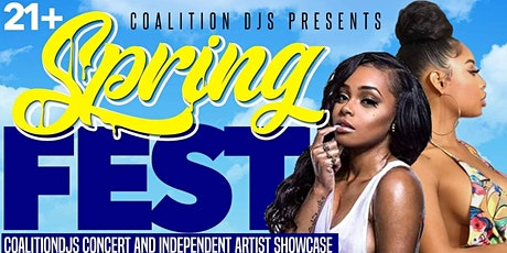 Spring Fest Weekend with the Coalition DJ'S   (2-Day event) tickets