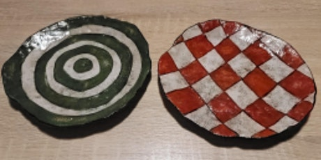 Special Ceramic Handbuilding workshop In honor of Mother's Day tickets