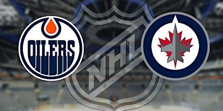 LIVE@!!..@ Edmonton Oilers v Winnipeg Jets LIVE ON NHL 2021 tickets