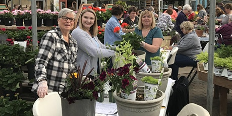 "Garden with your Gal Pals, Spring ""Make & Take"" tickets"
