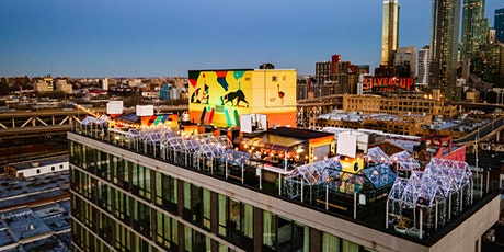 "ALL FRIDAYS: VIP ""SKY SUITES""  @ SAVANNA ROOFTOP w/NYC SKYLINE VIEWS tickets"