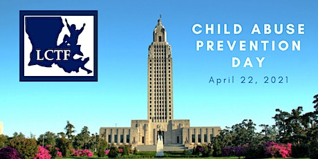 LCTF 2021 Child Abuse Prevention Day tickets