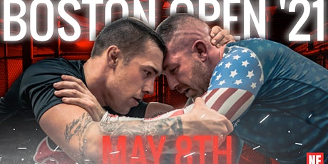 NE Combatsports - Boston Open tickets
