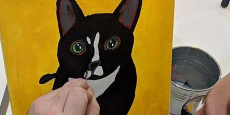 Paint Your Pet Sundays in June tickets