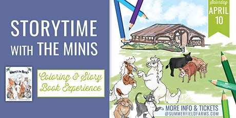 Storytime with The Minis tickets