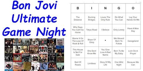 Bon Jovi Ultimate Game Night tickets