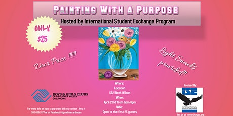 Painting With a Purpose tickets