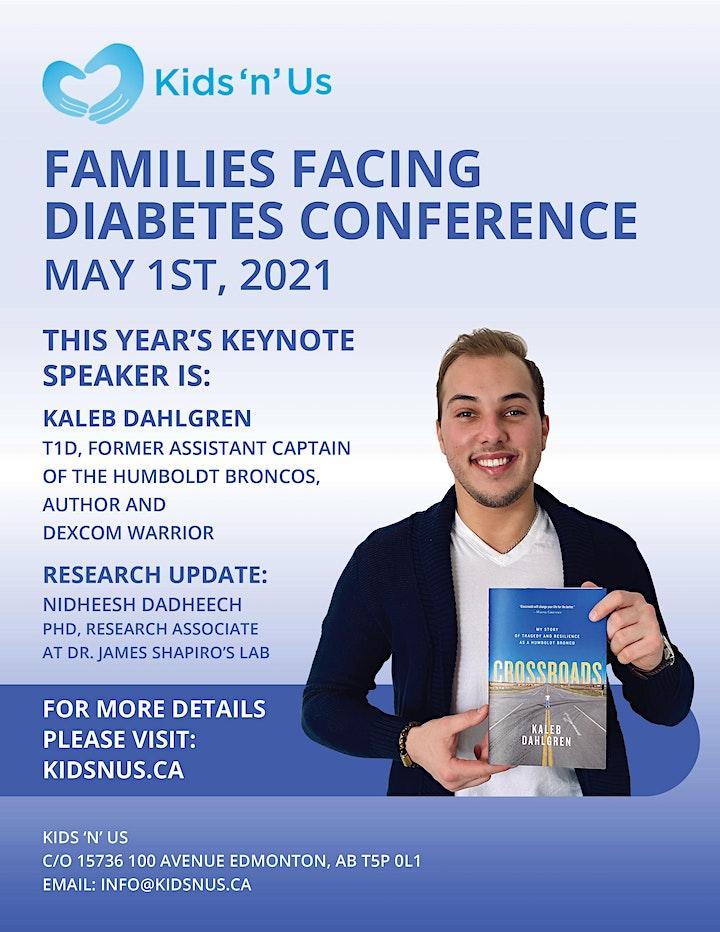 "2021 Kids 'n' Us Conference ""Virtual"" - May 1st! image"