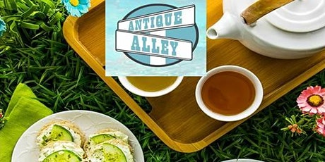 Antique Alley Sip & Stroll Afternoon Tea tickets