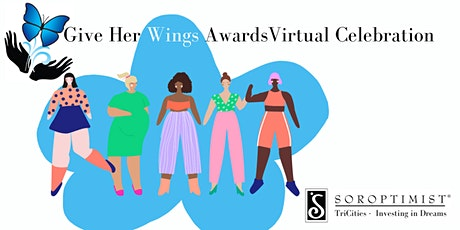 Give Her Wings Awards Virtual Celebration tickets