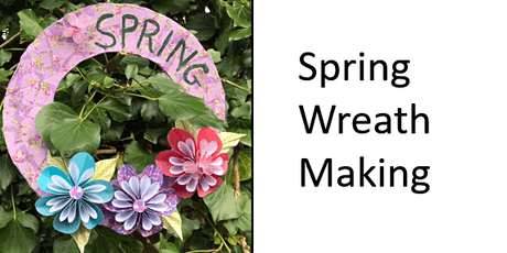 Spring Wreath with Felicity Jennings tickets