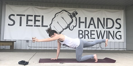 Yoga then Brunch | Steel Hands Brewing tickets