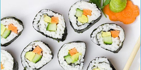 Learn to Make Sushi at Home! tickets