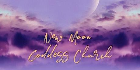 Goddess Church: New Moon Ceremony tickets
