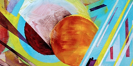 Abstract Painting Make-and-Take tickets