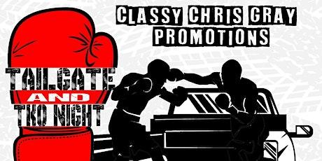 Tailgate & TKO Night biglietti