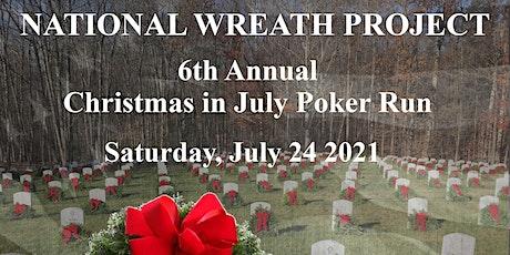 SHMC Gray Ghost 6th Annual Christmas in July Poker Run tickets