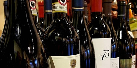 Best of the West - CA, OR, and WA State Wine Tasting tickets