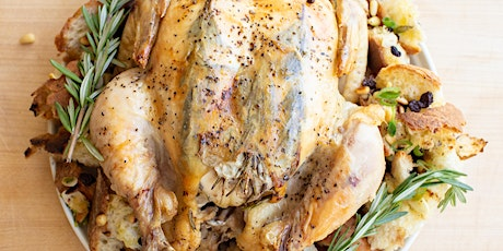 Roast Chicken with Bread Salad tickets