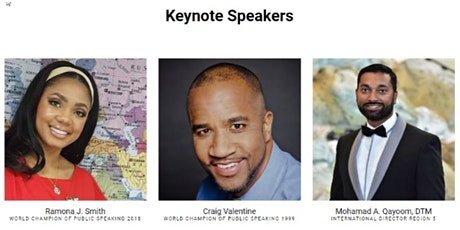 District 43 Spring Conference (Memphis, TN Toastmasters) tickets