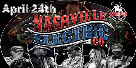 NASHVILLE ELECTRIC Co. - THE Country Party Band! tickets