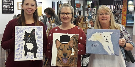 Paint Your Pet Sundays in July tickets