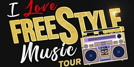 I Love FreeStyle Music Tour - Austin tickets