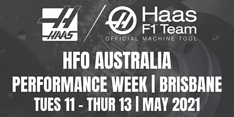 HFO Australia Performance Week - Brisbane 2021 tickets