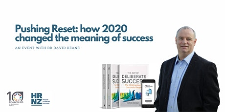 WELLINGTON: Pushing Reset: How 2020 changed the meaning of Success tickets