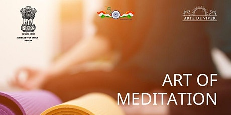 ART OF MEDITATION ingressos