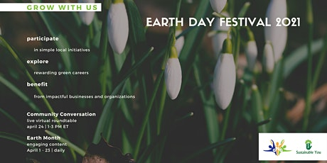 Earth Day Festival - Community Conversation tickets