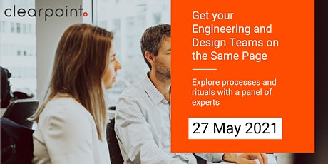 TechWeek21 - Get your Engineering and Design Teams on the Same Page tickets