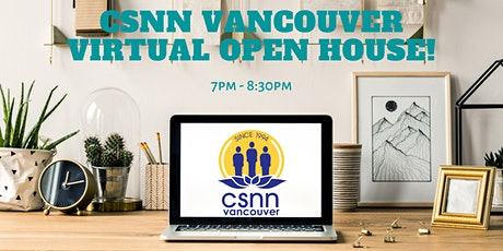 CSNN Vancouver May Virtual Open House tickets