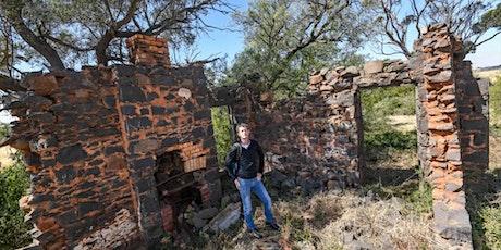 Explore the unique ruins of the historic Rockbank Inn tickets