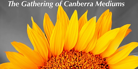 The  Gathering of Canberra Mediums April Demonstration tickets