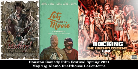 Houston Comedy Film Festival Spring 2021 tickets