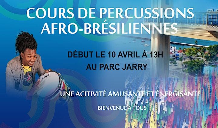 Cours de Percussions Brésiliennes image