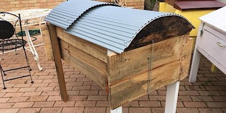 Horizontal Bee Hive Build Workshop Perth tickets