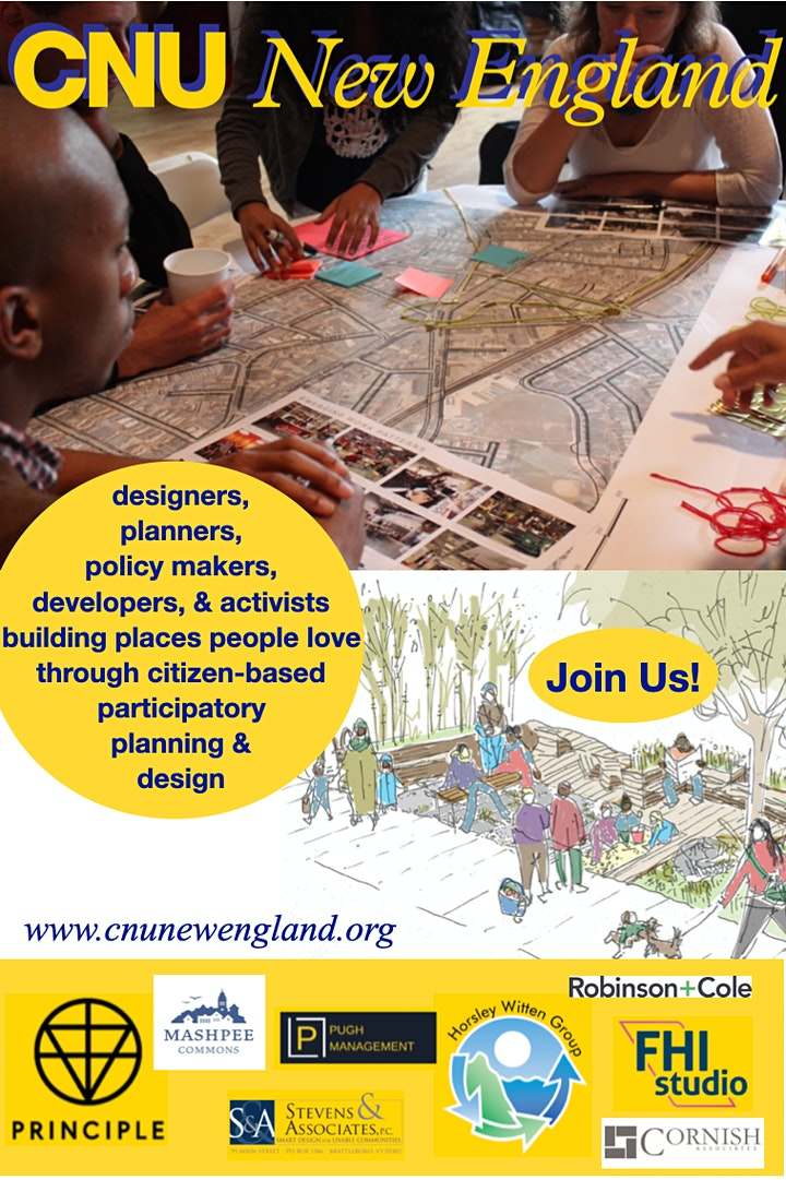 CNUNE @ BDW 2021 - Building Equitable and Inclusive Places image