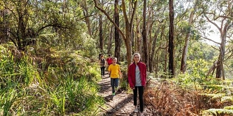 Junior Rangers The Very Big Bushwalk - Horseshoe Bend (Brimbank Park) tickets