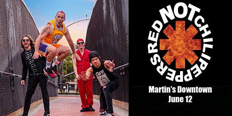 Red Not Chili Peppers Live at Martin's Downtown tickets