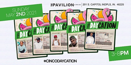 CincoDaycation tickets