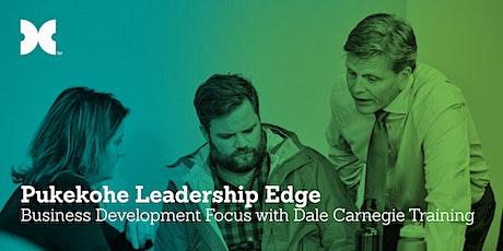 Pukekohe Leadership Edge tickets