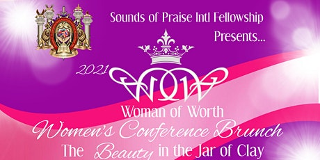 Women of Worth Women's Conference Brunch tickets