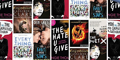 YA Book Club - Newcastle Library tickets