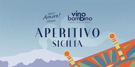 APERITIVO SICILIA tickets