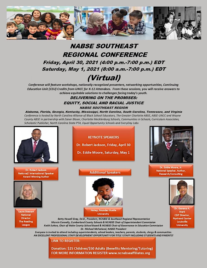 2021 NABSE Southeast Regional Conference image