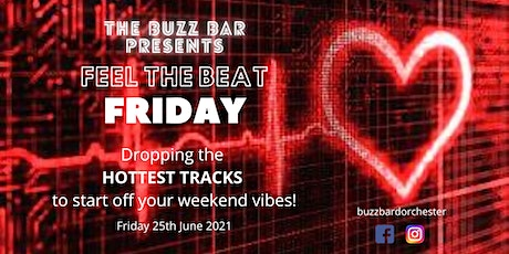 FEEL THE BEAT FRIDAY tickets