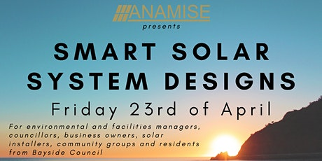 How Smart Solar System Designs can improve your return on investment by 20% tickets